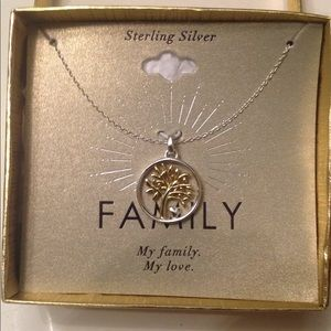 Premier designs family necklace